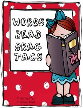 Brag Tags for Words Read 320,000-420,000