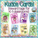 Brag Tags! {for kindergarten & first grade classrooms}