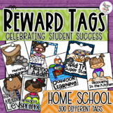 Reward Tags for the Home-School Classroom