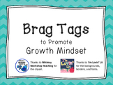 Brag Tags to Promote Growth Mindset