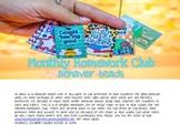 Braggin' About Behavior Beads (Monthly Homework Club)