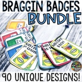 Braggin Badges Bundle | Reward Tags