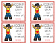Brag Tags for the First Week of School