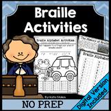 Braille Activities | Printable & Digital