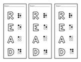 Braille Bookmark