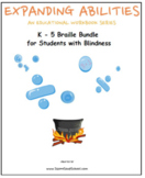 Braille Bundle, K - 5 for Students with Blindness