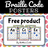 Braille Code (Posters)