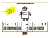 Braille: Guided Reading, Level B Hello World,  for Student