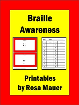 Braille Code Awareness