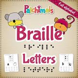 Braille alphabet worksheets
