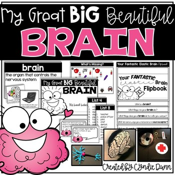 Brain Activities - My Great Big Beautiful Brain