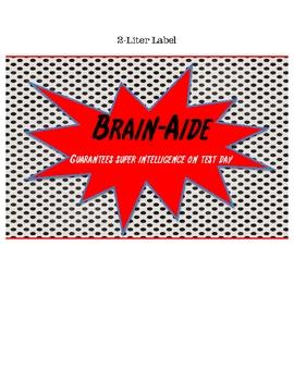 Brain-Aide Test Taking Motivational Tool