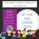 Brain-Based Activities: Mindful Journaling with 15 Writing