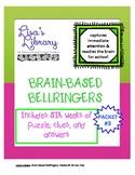 Brain Based BellRingers Packet 3 - 5-Minute Class Openers