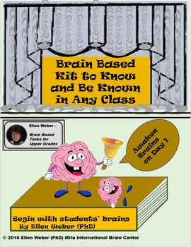 Brain Based Kit to Know and Be Known in Any Class