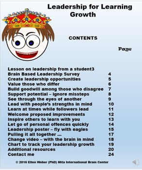Brain Based Leadership for Learning Growth