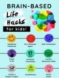 Brain-Based Life Hacks for Kids! (Tweens & Teens)