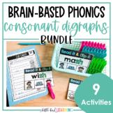 Brain-Based Phonics - Consonant Digraphs Bundle