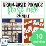 Brain-Based Phonics - FLOSS Bonus Letters Bundle