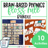 Brain-Based Phonics - FLOSS Bonus Letters Bundle