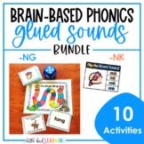 Brain-Based Phonics - Glued Sounds NG NK Pack