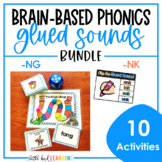 Brain-Based Phonics - Glued Sounds NG NK Pack