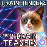 Brain Benders - Riddles and Brain Teasers 6