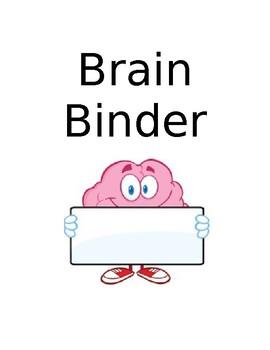 Brain Binder Covers