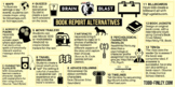Brain Blast: Book Report Alternatives