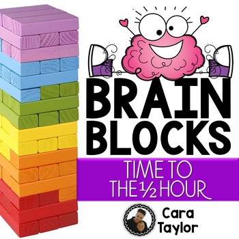 Brain Blocks - A Jenga Style Game, Time Edition
