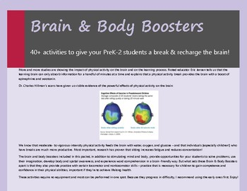 Brain & Body Boosters