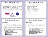 Brain & Body Boosters