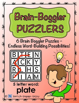 Brain Boggler Puzzlers