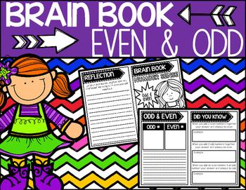 Brain Book:  Even and Odd