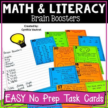 Brain Boosters! - Set 1