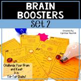 Brain Boosters! - Set 2