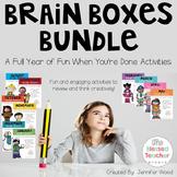 Brain Boxes Bundle