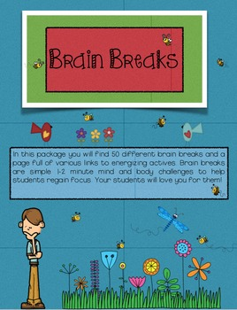 Brain Break Activities