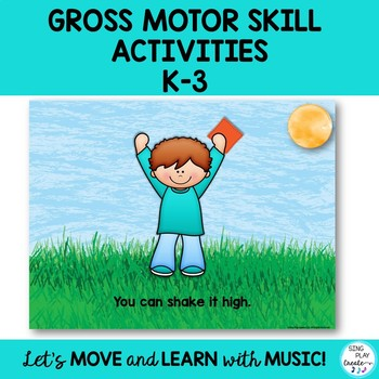 """Brain Break: Bean Bag Activity Song """"It's Time to Say Hello"""" Video"""