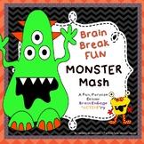 Brain Break Activity Fun - Halloween Monster Mash - Purpos