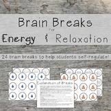 Brain Break Activity Sticks!