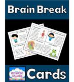 Brain Break Activity Task Cards