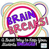 Brain Break Bubbles
