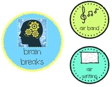 Brain Break Bucket
