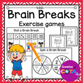 Brain Break Exercise Games