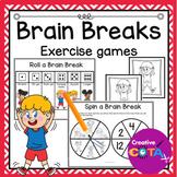 Brain Break Exercise Games
