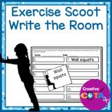 Brain Break: Exercise Write the Room