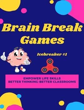 Brain Break Game: Icebreaker #1