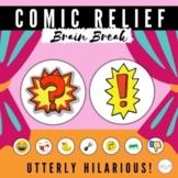 Brain Break Digital Game | Read a Joke with Funny Sound Effects!