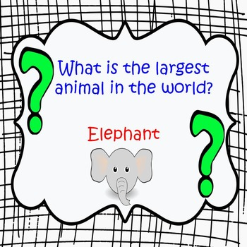 Brain Break- Morning Trivia Questions for the ENTIRE YEAR-With BONUS POWERPOINT!